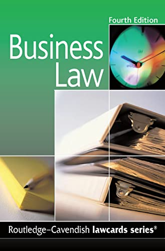 Cavendish: Business Lawcards: Routledge-Cavendish Routledge-Cavendish