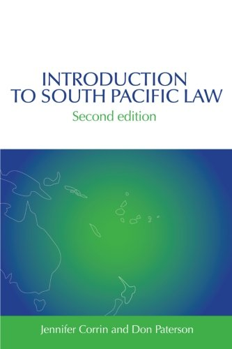 9781845680398: Introduction to South Pacific Law
