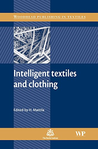 9781845690052: Intelligent Textiles and Clothing (Woodhead Publishing Series in Textiles)