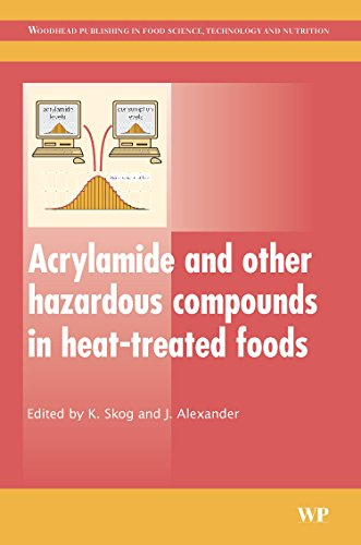 9781845690113: Acrylamide and Other Hazardous Compounds in Heat-Treated Foods (Woodhead Publishing Series in Food Science, Technology and Nutrition)