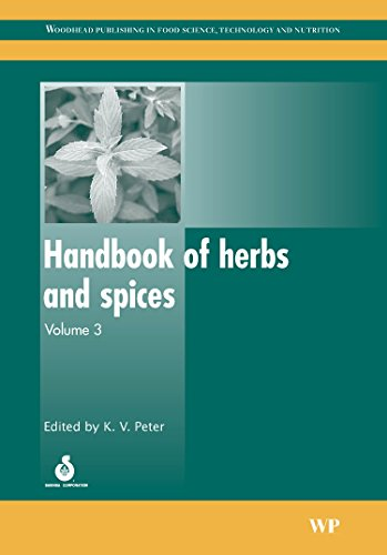 9781845690175: Handbook of Herbs and Spices: Volume 3 (Woodhead Publishing Series in Food Science, Technology and Nutrition)