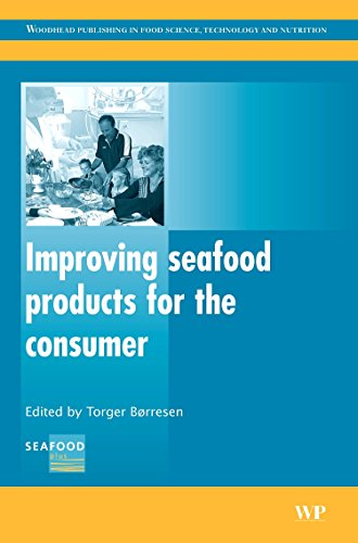 9781845690199: Improving Seafood Products for the Consumer (Woodhead Publishing Series in Food Science, Technology and Nutrition)