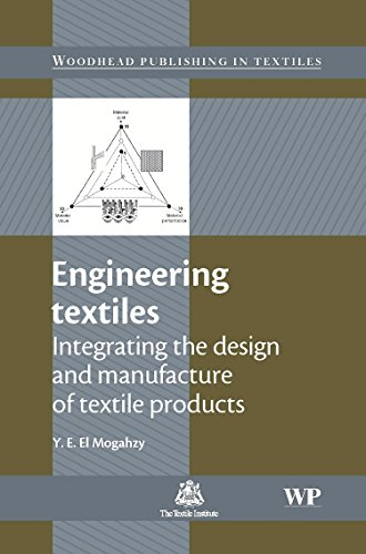 9781845690489: Engineering Textiles: Integrating the Design and Manufacture of Textile Products (Woodhead Publishing Series in Textiles)