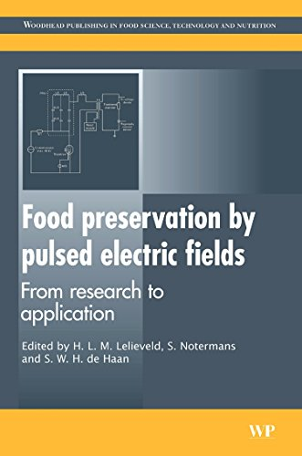 Food Preservation by Pulsed Electric Fields: From Research to Application (Woodhead Publishing ...