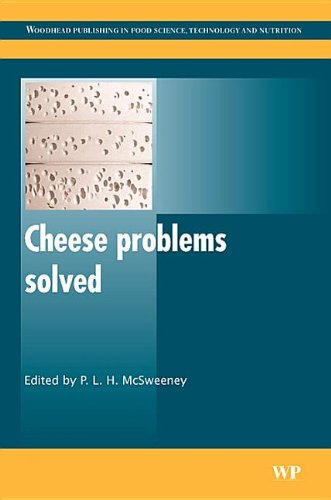 9781845690601: Cheese Problems Solved (Woodhead Publishing Series in Food Science, Technology and Nutrition)