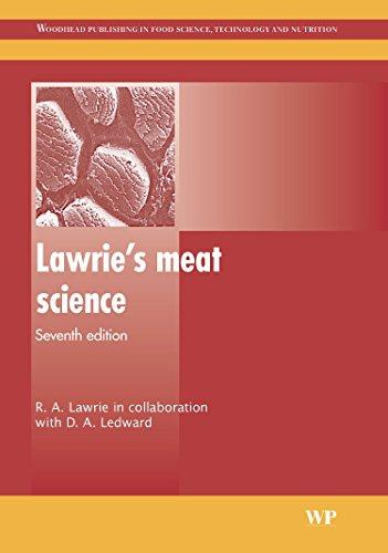 Lawrie's Meat Science, Seventh Edition (Woodhead Publishing: Ledward, David, Lawrie,