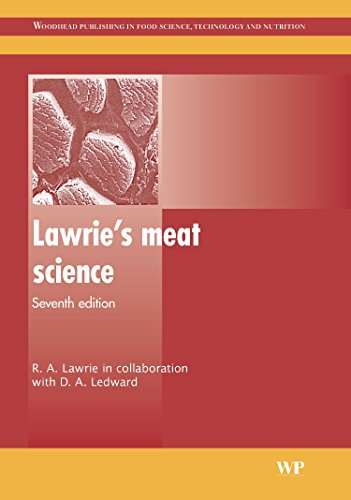 9781845691592: Lawrie's Meat Science, Seventh Edition (Woodhead Publishing Series in Food Science, Technology and Nutrition)