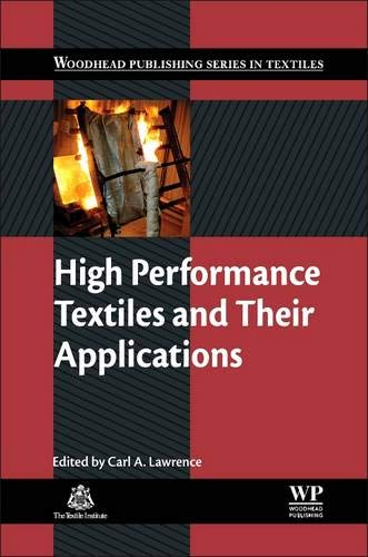 9781845691806: High Performance Textiles and Their Applications (Woodhead Publishing Series in Textiles)