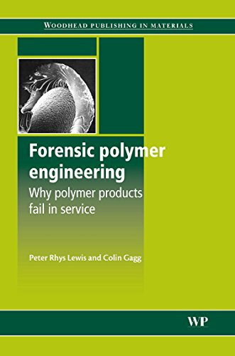 9781845691851: Forensic Polymer Engineering: Why Polymer Products Fail in Service (Woodhead Publishing in Materials)