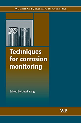 9781845691875: Techniques for Corrosion Monitoring (Woodhead Publishing Series in Metals and Surface Engineering)