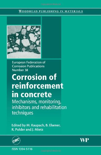 Corrosion of Reinforcement in Concrete: Monitoring, Prevention: M. Raupach