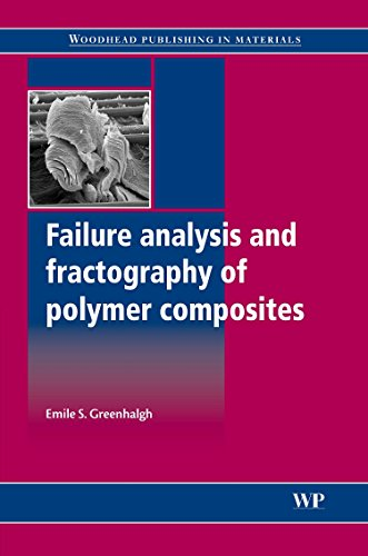 9781845692179: Failure Analysis and Fractography of Polymer Composites (Woodhead Publishing Series in Composites Science and Engineering)