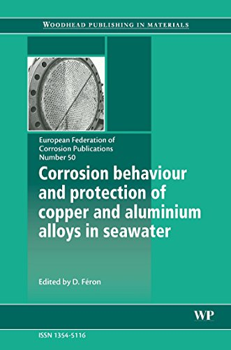 9781845692414: Corrosion Behaviour and Protection of Copper and Aluminium Alloys in Seawater, Volume 50 (European Federation of Corrosion (EFC) Series)