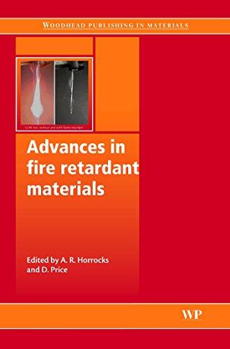 9781845692629: Advances in Fire Retardant Materials (Woodhead Publishing Series in Textiles)