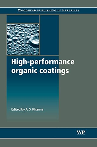 9781845692650: High-Performance Organic Coatings (Woodhead Publishing Series in Metals and Surface Engineering)