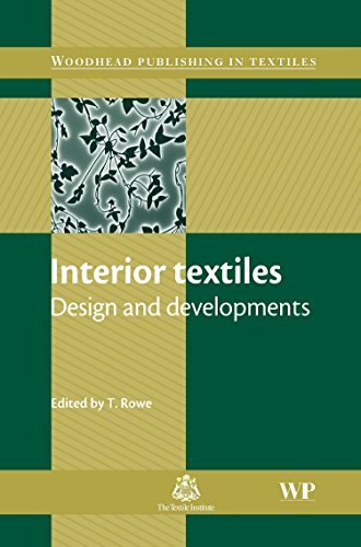 9781845693510: Interior Textiles: Design and Developments (Woodhead Publishing Series in Textiles)