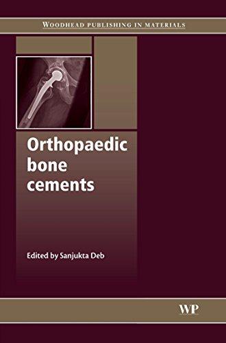 Orthopaedic Bone Cements (Woodhead Publishing Series in Biomaterials): Woodhead Publishing