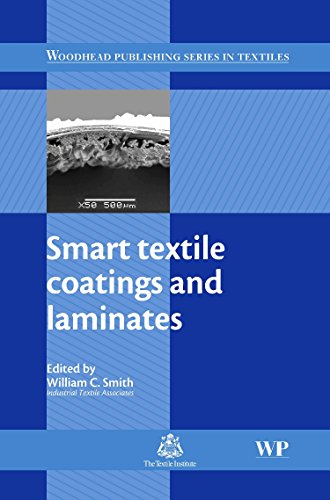 9781845693794: Smart Textile Coatings and Laminates (Woodhead Publishing Series in Textiles)
