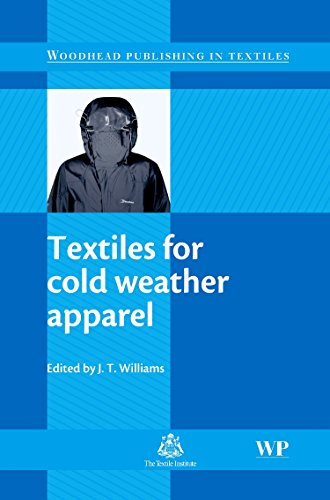 9781845694111: Textiles for Cold Weather Apparel (Woodhead Publishing Series in Textiles)