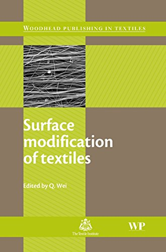 9781845694197: Surface Modification of Textiles (Woodhead Publishing Series in Textiles)