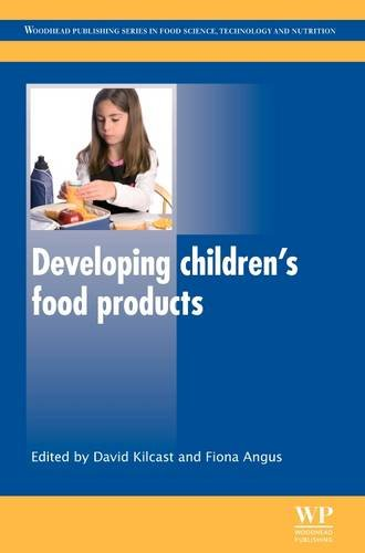 9781845694319: Developing Children's Food Products (Woodhead Publishing Series in Food Science, Technology and Nutrition)