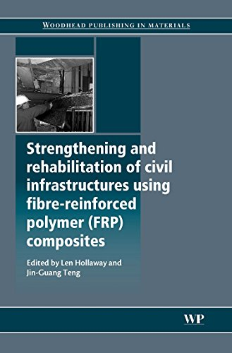9781845694487: Strengthening and Rehabilitation of Civil Infrastructures Using Fibre-Reinforced Polymer (FRP) Composites (Woodhead Publishing Series in Civil and Structural Engineering)