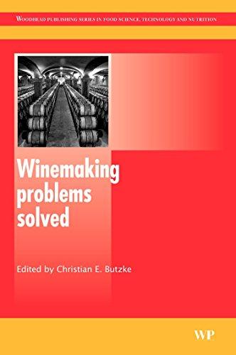 Winemaking Problems Solved (Hardback)