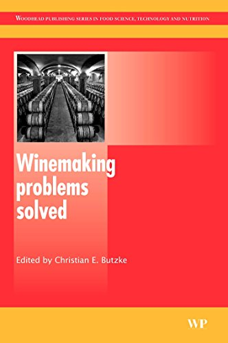 9781845694753: Winemaking Problems Solved (Woodhead Publishing Series in Food Science, Technology and Nutrition)