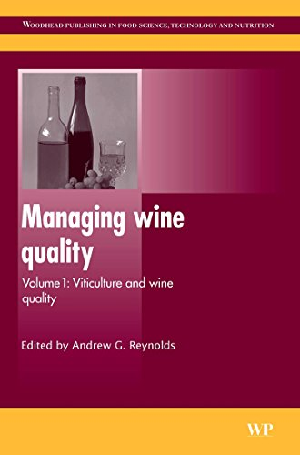 9781845694845: Managing Wine Quality: Viticulture and Wine Quality (Woodhead Publishing Series in Food Science, Technology and Nutrition)