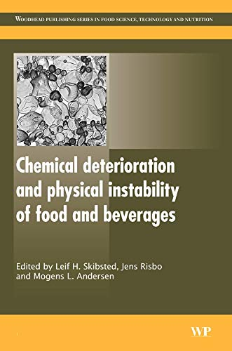 9781845694951: Chemical Deterioration and Physical Instability of Food and Beverages (Woodhead Publishing Series in Food Science, Technology and Nutrition)