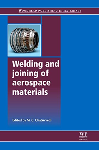 9781845695323: Welding and Joining of Aerospace Materials (Woodhead Publishing Series in Welding and Other Joining Technologies)