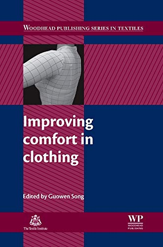 9781845695392: Improving Comfort in Clothing (Woodhead Publishing Series in Textiles)