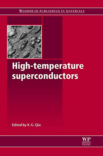 9781845695781: High-Temperature Superconductors (Woodhead Publishing Series in Electronic and Optical Materials)