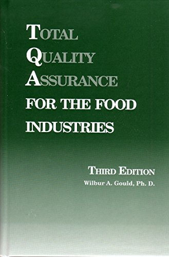 9781845696009: Total Quality Assurance for the Food Industries