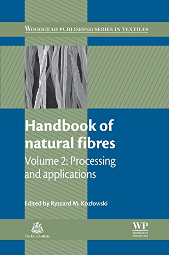 9781845696986: Handbook of Natural Fibres: Processing and Applications (Woodhead Publishing Series in Textiles)