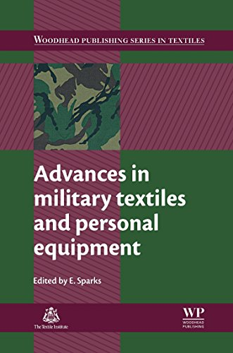 9781845696993: Advances in Military Textiles and Personal Equipment (Woodhead Publishing Series in Textiles)