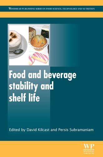 9781845697013: Food and Beverage Stability and Shelf Life (Woodhead Publishing Series in Food Science, Technology and Nutrition)
