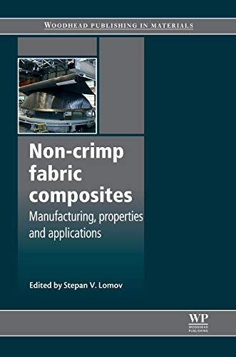 9781845697624: Non-Crimp Fabric Composites: Manufacturing, Properties and Applications (Woodhead Publishing Series in Composites Science and Engineering)
