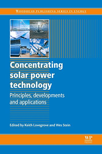 9781845697693: Concentrating Solar Power Technology: Principles, Developments and Applications (Woodhead Publishing Series in Energy)