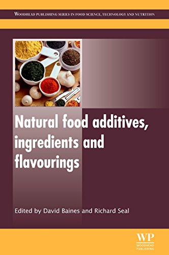 9781845698119: Natural Food Additives, Ingredients and Flavourings (Woodhead Publishing Series in Food Science, Technology and Nutrition)