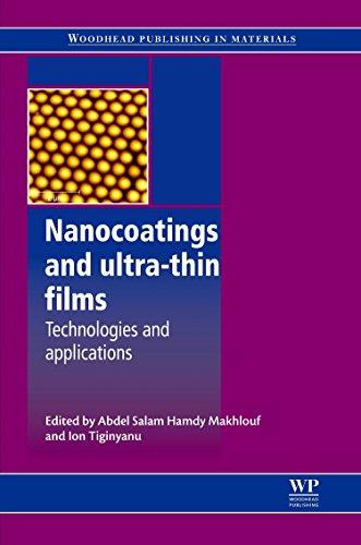 Nanocoatings and Ultra-Thin Films: MAKHLOUF, ABDEL SALAM HAMDY; TIGINYANU, I
