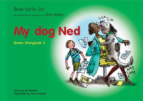 9781845710347: Read Write Inc.: Set 1 Green: Colour Storybooks: My Dog Ned