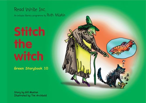 9781845710422: Read Write Inc.: Set 1 Green: Colour Storybooks: Switch the Witch