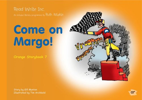 9781845710699: Read Write Inc.: Set 4 Orange: Colour Storybooks: Come on, Margo!