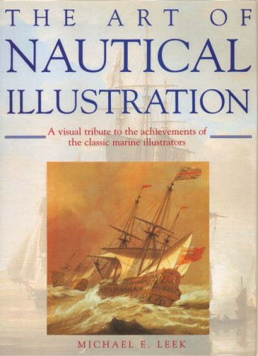 9781845730949: THE ART OF NAUTICAL ILLUSTRATION.