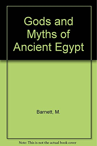 9781845732141: Gods and Myths of Ancient Egypt