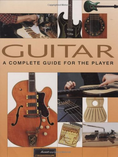 Guitar: A Complete Guide for the Player (1845733800) by DAVE HUNTER