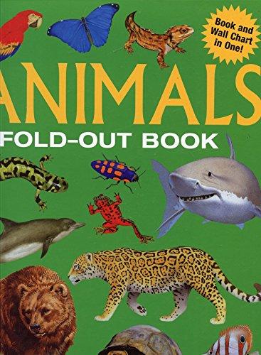 9781845733964: Animals (Foldout Book)