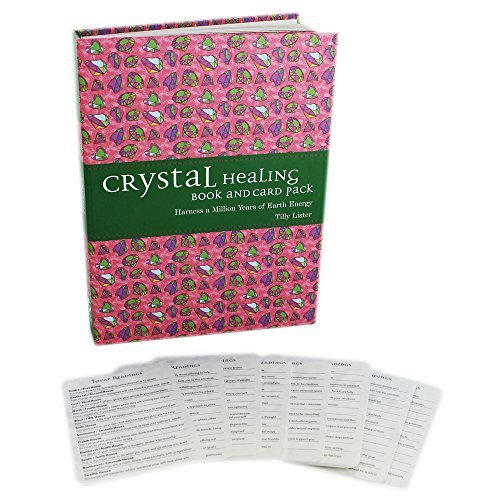 9781845735517: Crystal Healing Book And Card Pack