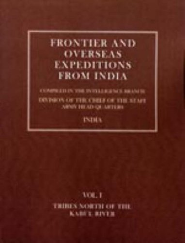 9781845743512: Frontier and Overseas Expeditions from India